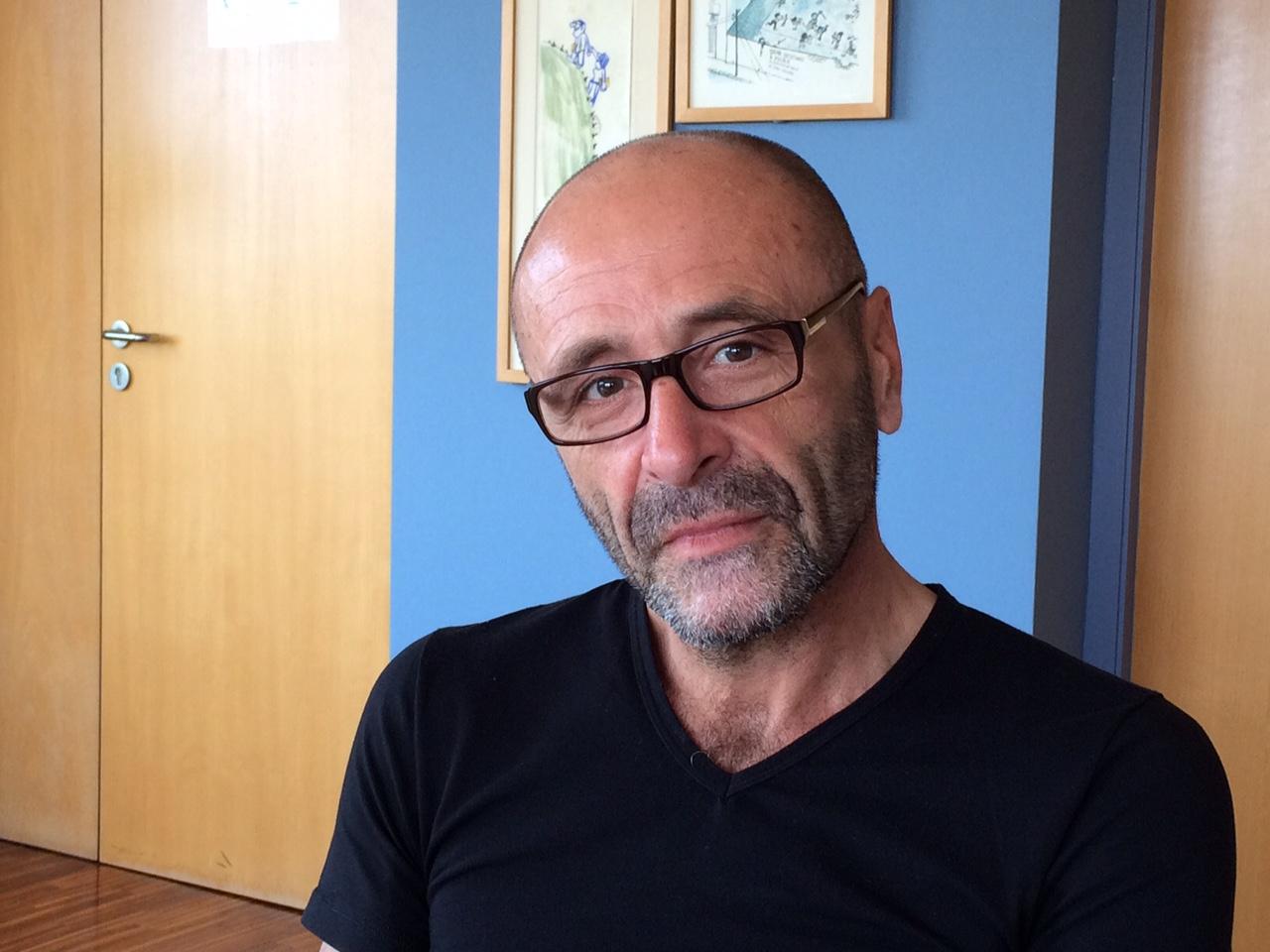 L'educador italià Gino Ferri