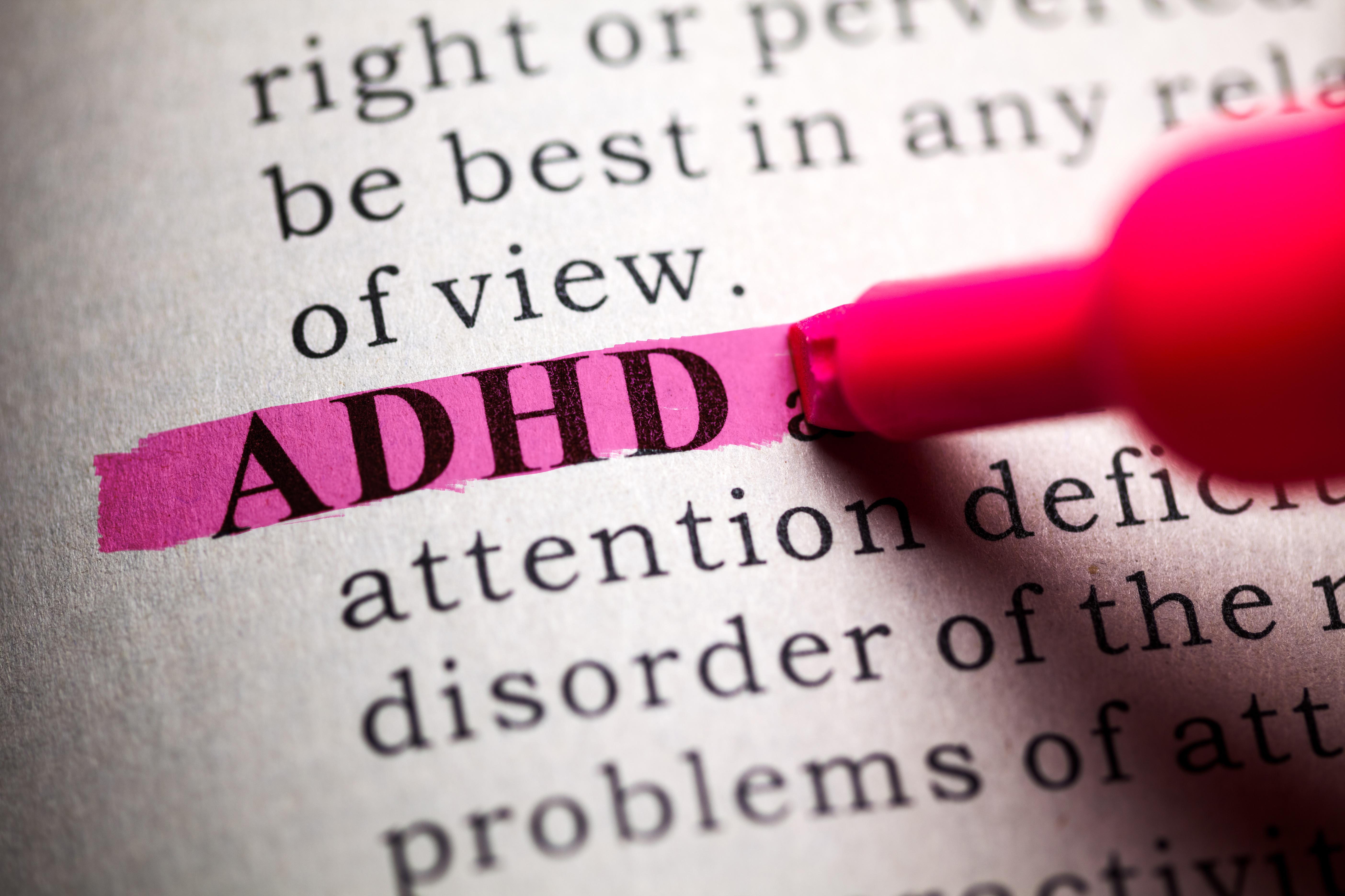 Tots som 'TDAH'